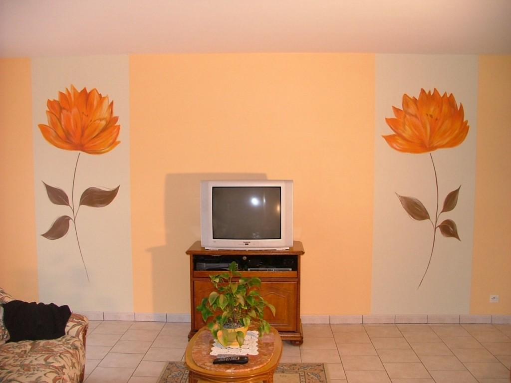 fresque murale et trompe l 39 oeil peintre jousseaume artisan nantes peintre jousseaume. Black Bedroom Furniture Sets. Home Design Ideas